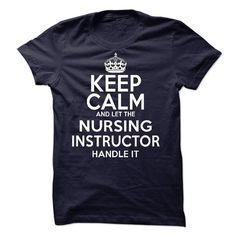 Nursing Instructor - #gift ideas #food gift. ORDER HERE => https://www.sunfrog.com/LifeStyle/Nursing-Instructor-60674793-Guys.html?60505
