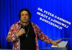 Konferencja z dr  Peter Gammons   Kościół Chwały
