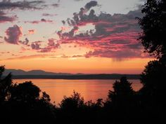 Puget Sound,  Washington