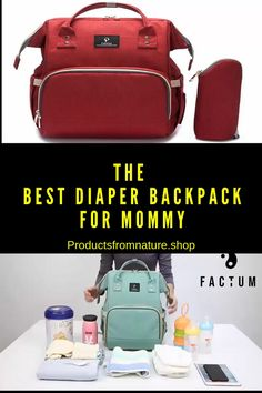 The Best Diaper Backpack for Mommy you never will leave your Home Without The Best Diaper Backpack for Mommy you never will leave your Home Without Products From Nature realProductsFromNature Anti Theft nbsp hellip Daddy Diaper Bags, Girl Diaper Bag, Best Diaper Backpack, Good Gifts For Parents, Anti Theft Backpack, Parent Gifts, Baby Items, Best Gifts, Airline Travel