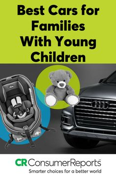 Babies and young ones require lots of stuff—changes of clothes, strollers, diaper bags, toys, special food, and more—so many people prioritize cargo space when purchasing their first family car. But the most critical consideration for transporting infants and toddlers is how the vehicle accommodates car seats. Here are the best cars for families with your children.