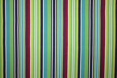 Navy Striped Oilcloth Fabrics | Wipeable PVC Fabrics - TugOWar Stripe