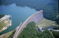 Lewis Smith Lake & Dam, Culman, Al...my parents had friends there....visited there as a child....pretty little town!