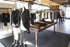 Rag & Bone to Open California Store - The Rag & Bone store on Melrose Avenue in West Hollywood, California.
