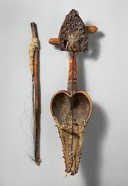 Qobuz | Afghan | The Met Date: century Geography: Tashqurghan, Samangan Province, Afghanistan Culture: Afghan Medium: Wood, horsehair, metal cloth wrapping