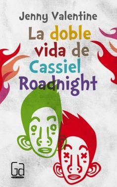 La doble vida de Cassiel Roadnight. A un noi fugitiu que viu al carrer se li presenta una oportunitat que no pot deixar escapar: canviar d'identitat. Però tothom té secrets, no només ell, i el que d'entrada semblava una solució per començar una nova vida es converteix en un malson. http://www.llegircruilla.cat/2014/02/la-doble-vida-de-cassiel-roadnight/