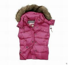 pink vest. Really want this for fall and winter!