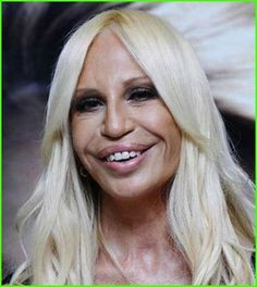 Donatella Versace could be Heath Ledger's replacement in the next Batman movie.