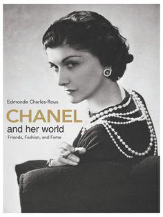 Chanel and Her World- $37 on gilt, $60 original price