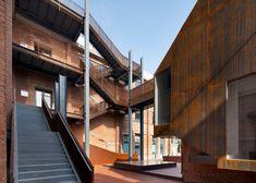 Origin Architect transforms Beijing factory into a theatre complex