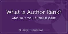what is author rank