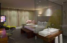 Sweet Bedroom Design of Kuum Hotel