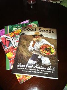 Gardening Catalogs Online / The DayOne Gear Blog