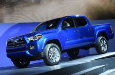 The Toyota Tacoma was a huge success in 2015, selling more units than in any year since it was introduced in 1995, according to company sales figures.