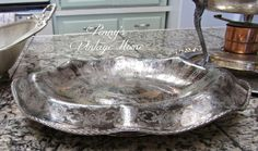 Penny's Vintage Home: Vintage Pixie Bed Doll & Silver
