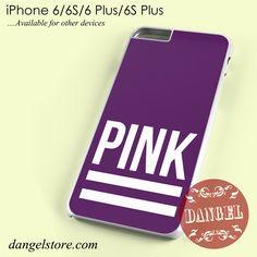 Pink Purple Victoria's Secret Phone case for iPhone 6/6s/6 Plus/6S plus