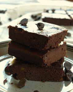 Paleo Butternut Squash Brownies - cookituppaleo.com