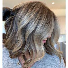 Medium Blonde Hair, Brown Blonde Hair, Blonde Balayage Bob, Balyage Bob, Bob Braun, Blonder Bob, Long Bobs, Looks Chic, Hair Trends