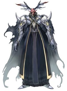 Ancient God Baltias from Culdcept Saga