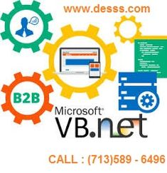 VB.Net Development Company  DESSS is a #software development company in #Houston  with dedicated team of VB.NET #developers. We provide #services of VB.NET mobile/web application development.  To hire our Services ping at houston (713)589-6496    Visit: http://www.desss.com.