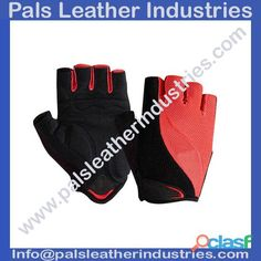 Cycling Gloves Red & Black...We are manufacturing, supplying and wholesaling a qualitative range of Cycling Gloves. Discover our incredible range of cycling gloves designed for a variety of climates and conditions. From full finger to half finger gloves, we use durable materials with strategically placed padding for a fit that feels natural and conforms to your hands for greater comfort and more control.