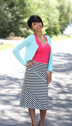 Stand & Shine Magazine: Spring Skirt Round Up!