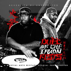"Hevehitta & DJ Unexpected ""Duel of the Iron Fists"" (Ghostface Killah & DJ Premier – Free Download)"