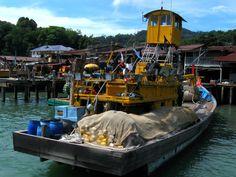 Pulau Pangkor, Perak, Malaysia
