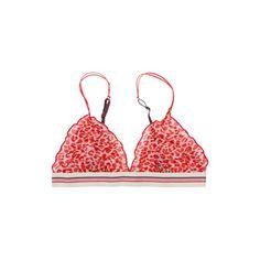 love stories reggipetto red leopard Direct leverbaar uit de webshop van www.lovestoriesintimates.com/