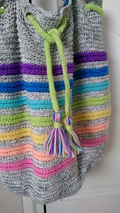 Ravelry: Beach Bag pattern by Marinke Slump