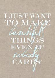 Make Things Beautiful  ~~  Oh So ShAbBy By Debbie Reynolds