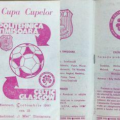 Poli Timișoara 1 v Celtic 0 1980 https://youtu.be/IqlojD7a_3U