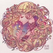 "Qinni ""I want to see the world, and not just through a window"" Art Sketches, Art Drawings, Qinni, Art Folder, Art Sketchbook, Disney Art, Art Day, Insta Art, Amazing Art"