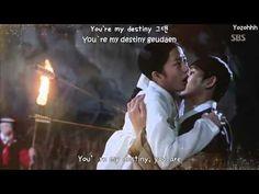 ▶ Hyorin (SISTAR) - Hello,Goodbye (안녕) FMV(You Who Came From The Stars OST)[ENGSUB + Rom + Hangul] - YouTube