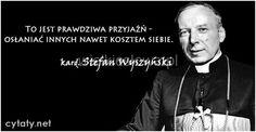To jest prawdziwa przyjaźń... #Wyszyński-Stefan,  #Przyjaźń