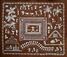Image result for INDIAN TRADITIONAL ART OF VARIOUS PAINTING