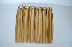 cheap clip in human hair extensions for sale JF009...</>