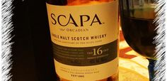 Scapa 16 Years Old Single Malt Scotch Whisky http://svergari.altervista.org/blog/scapa-16-years-old-single-malt-scotch-whisky/