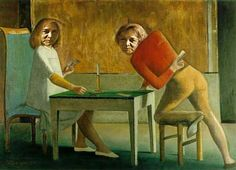 Balthus is way weird and awesome