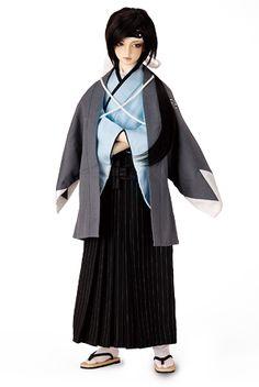 Super Dollfie Okita Souji