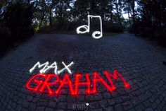 #LightPainting #Photography #MaxGraham #music