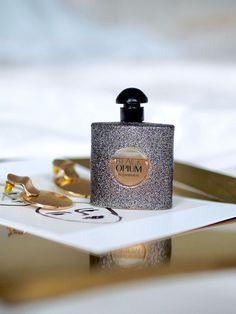 the new black opium perfume, gorgeous perfume that makes a beautiful present