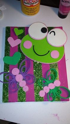 Discount Carpet Runners For Stairs Product Foam Crafts, Craft Stick Crafts, Diy And Crafts, Crafts For Kids, Notebook Cover Design, Diy Notebook, File Decoration Ideas, Teachers Day Card, Pot A Crayon
