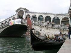 Ponte Rialto - Venècia