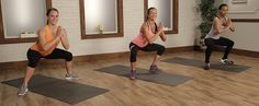 Whatever your fashion choices, toned inner thighs will help you rock your look. We have created a 10-minute workout that focuses on toning and tightening the inner thighs. But don't you worry. Your entire body will be worked. Grab a mat, press play, and