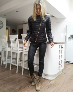 Winter outfit idea for women   For more style inspiration visit 40plusstyle.com