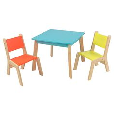 25 best toddler tables images on pinterest kid table diner table kidkraft highlighter modern table chair set kidkraft toys watchthetrailerfo