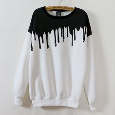 2016 Latest fashion Creative printing women sweatshirts fleece Warm in winter cotton hoodies casual Pullovers tops plus size