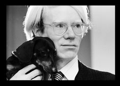 Warhol and doxie