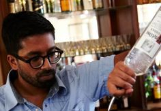 Pop-up coctail bar - This weekend, roving mixologist Ryan Chetiyawardana (formerly of Shoreditch's Worship Street Whistling Shop) will take over the intimate basement of Stoke Newington tapas bar Trangallán for a blink-and-you'll-miss-it three-day pop-up. #pop-up #London #cocktail #bar #stokenewington